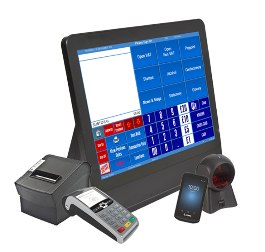 Norcon Computers Limited EPoS Systems